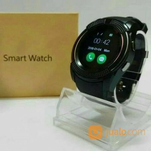 Smartwatch V8 Smart Watch V8 Bluetooth Sim Card Memory Smartwatch DZ11 (16598063) di Kota Surakarta