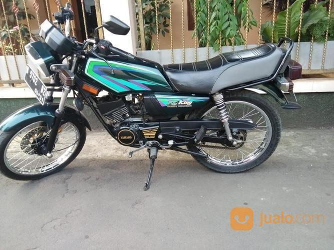 Motor RX KING Thn 1996 Msh Mulus Orisinil (16646311) di Kota Jakarta Timur