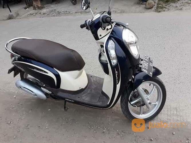 Honda Scoopy Fi Tahun 2014 Cirebon Jualo