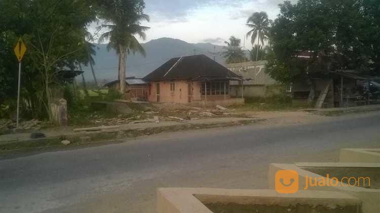 Tanah Di Lokasi Strategis Pusat Kota Muaralabuh Kab Solok Selatan Jualo