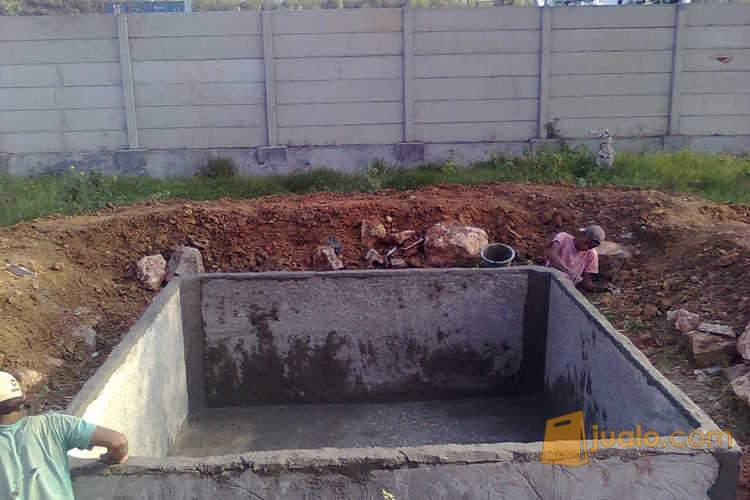 Bak Beton Tandon Air Beton Bak Penampungan Air Beton Bak Cor