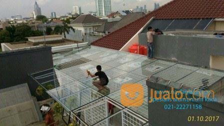 atap kanopi kaca | tangerang | jualo