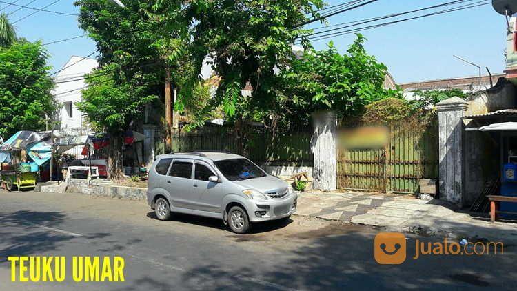 Tanah Teuku Umar Surabaya Pusat Tengah Kota Nol Jalan (16743875) di Kota Surabaya