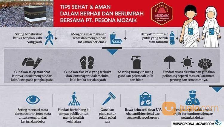 Umroh 5 Oktober 2018 Hanya 21Juta Plus City Tour Malaysia (16750327) di Kota Surabaya