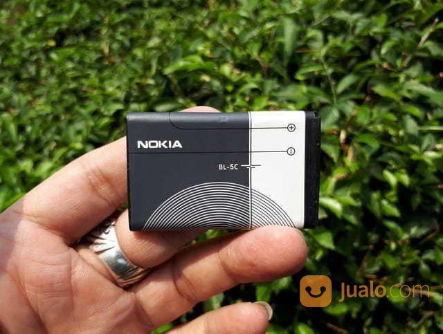 Baterai Nokia BL-5C Baru Murah Terjangkau (16778711) di Kota Jakarta Pusat