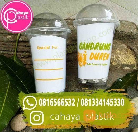 Sablon Cup Plastik 2 Warna (16789883) di Kota Malang