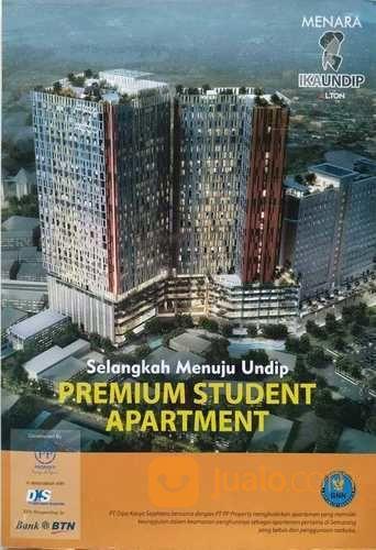 Miliki Apartment MENARA IKA UNDIP Lokasi Tembalang (16812383) di Kota Semarang
