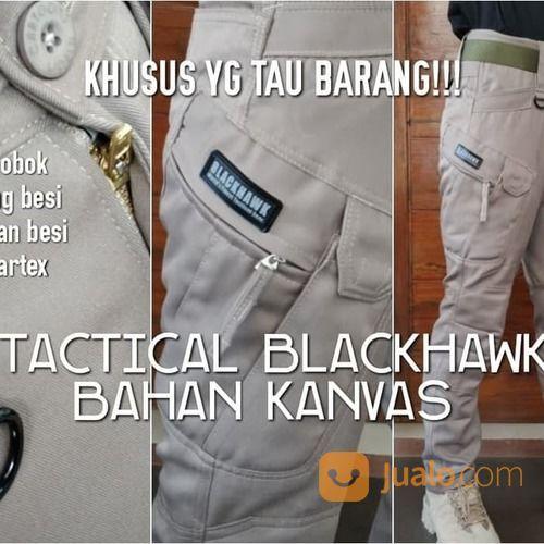 Celana Blackhawk Tactical Bahan Kanvas Promo Edisi Pilpres 2019 (16814827) di Kota Bandung