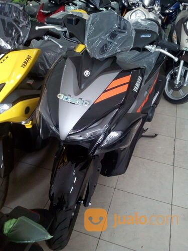 Yamaha Aerox 155 VVA STD 2018 Baru (16834919) di Kota Jakarta Selatan