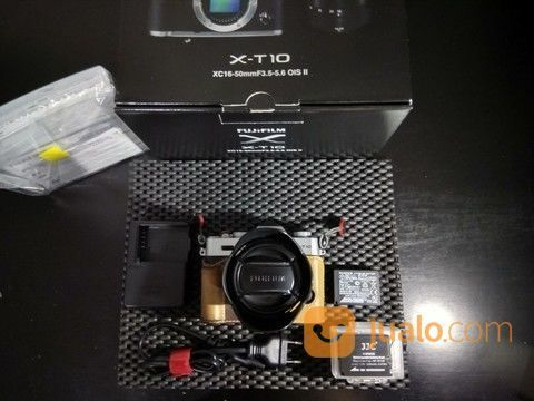 Kamera fujifilm x t10 kamera dslr dan slr 16836483