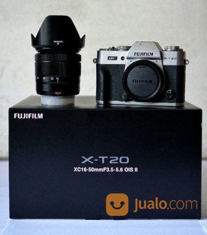 Kamera fujifilm x t20 kamera dslr dan slr 16836535