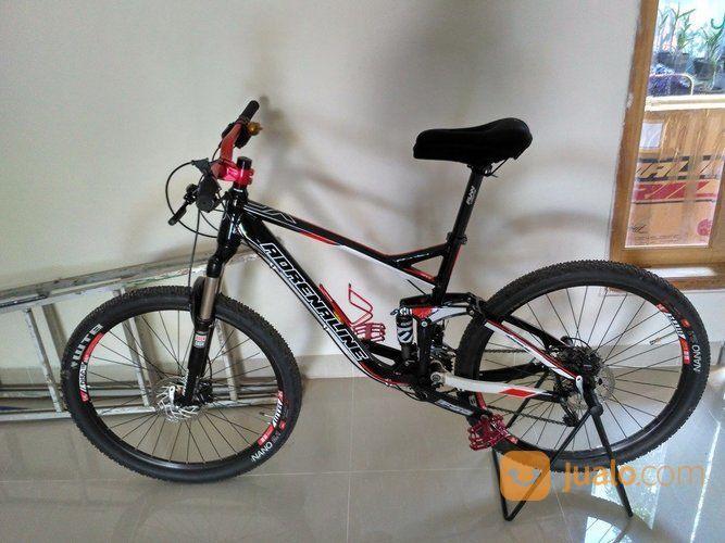 Sepeda Adrenalin XC20 Jarang Pakai (16839919) di Kota Jakarta Selatan