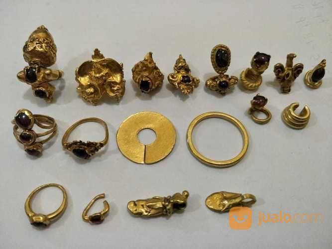 Perhiasan Emas Tanpa Surat (16862327) di Kota Tangerang