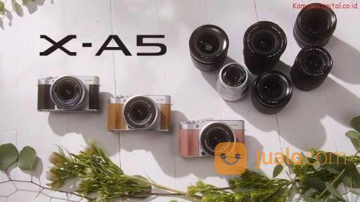 Fujifilm xa5 kit kamera mirrorless 16883335