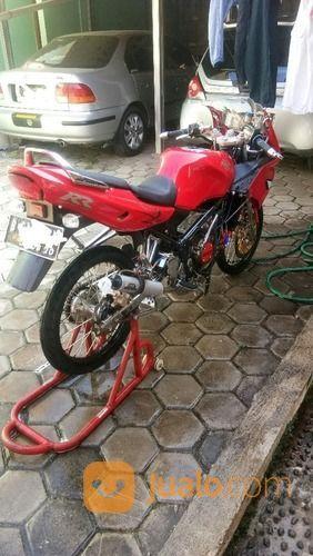 Kawasaki Ninja Rr Tahun 2010 Warna Merah Cocok Buat Abg Depok Jualo