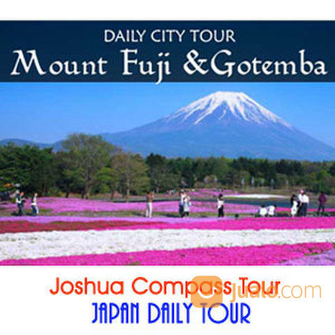 Paket Tour Harian Jepang Mount Fuji Gotemba Outlet (16896931) di Kota Surabaya