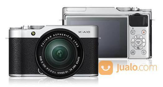Fujifilm xa10 kit kamera mirrorless 16898115