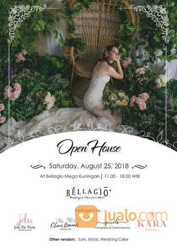 OPEN HOUSE BELLAGIO WEDDING & FUNCTION HALL (16898327) di Kota Jakarta Selatan