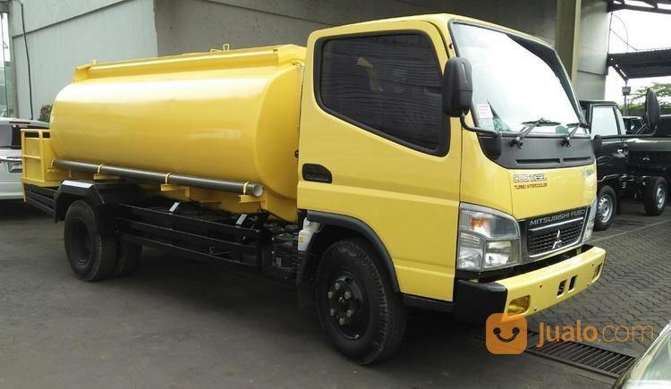 Harga Truk Tangki Air Dp Miniim 2019 Colt Diesel Fe74 125hd Tangki Air 5000 Liter Kab Bogor Jualo