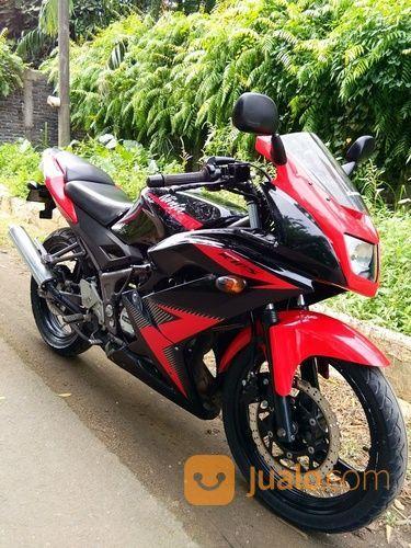 Kawasaki Ninja RR, 2014,Seri Medan,Surat2 Lgkp & Hdp Smw. Mesin & Body Aman. (16935675) di Kota Medan