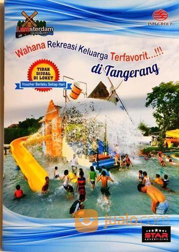 Voucher Promo Waterpark I Amsterdam Kotabumi Tangerang (16937535) di Kab. Tangerang