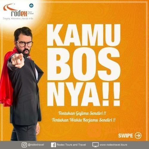 Kemarin Kamu Boleh Gak Jadi Apa-Apa , Tapi Sekarang KAMU BOSNYA (16940079) di Kota Surabaya