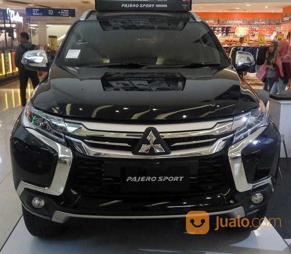 Mitsubishi Pajero Sport Dakar 4x2 Hitam (16946023) di Kota Jakarta Timur