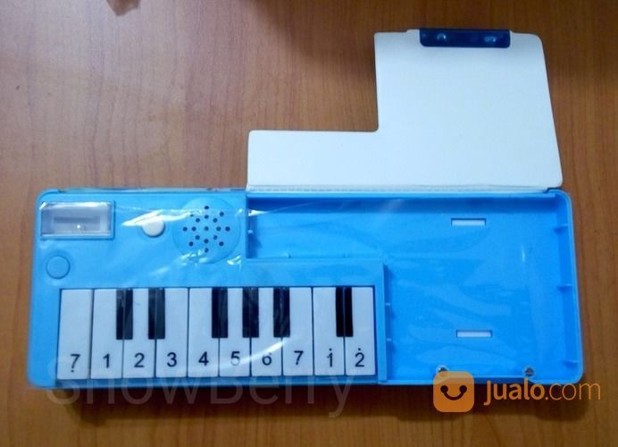 Wadah Pensil Doraemon Piano (16953663) di Kab. Bandung Barat