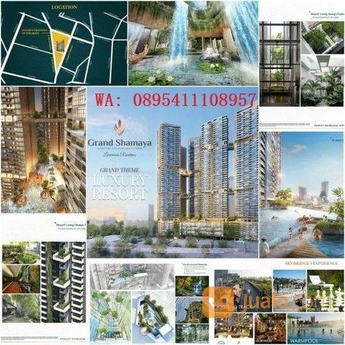 Apartemen GRAND SHAMAYA SURABAYA 0895411108957 (16957183) di Kota Surabaya