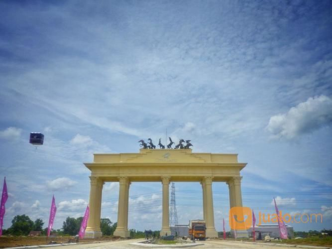 Tanah Kavling Eksklusif CitraLand Palembang Harga Terjangkau Lokasi Strategis (16958027) di Kota Palembang