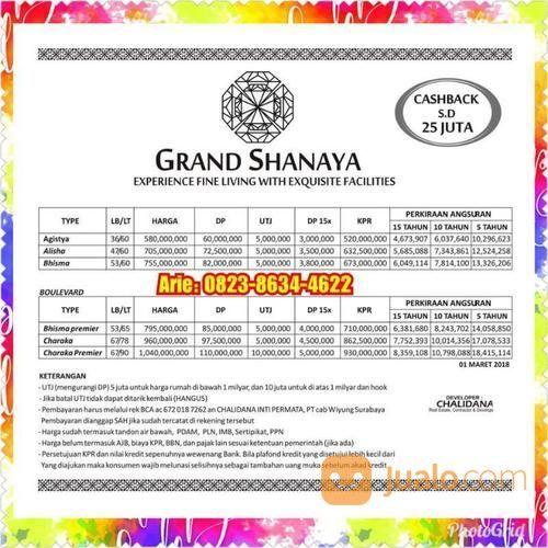 GRAND SHANAYA PURI SAFIRA REGENCY (16958667) di Kota Surabaya