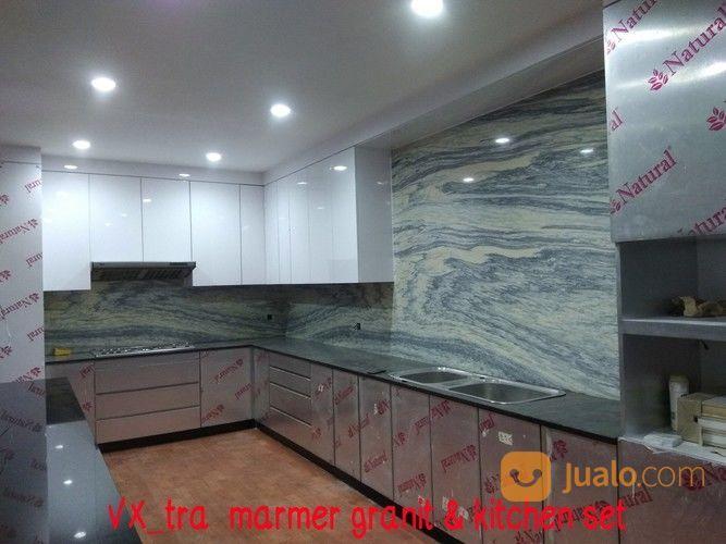 Kitchen Set Minimalis Bonus Top Table Granit Jakarta Selatan Jualo