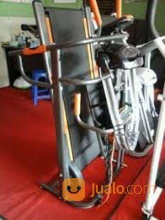 Treadmill manual 7 fu peralatan fitness 16981703