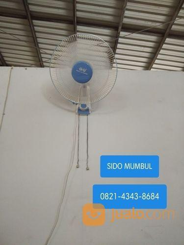 Kipas Angin Dinding Wall Fan 16 Inchi Qq Surabaya Jualo