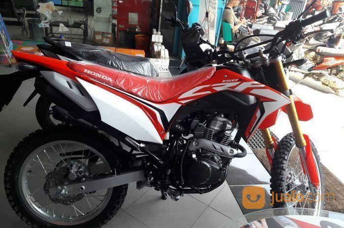 Honda CRF 150 L New 2018 Leasing Motor DP 2,9 Jt - Jabodetabek (17028827) di Kota Jakarta Utara