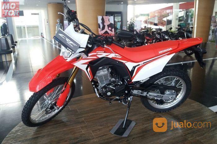 Honda CRF 150 L New 2018 Leasing Motor DP 2,9 Jt - Jabodetabek (17028835) di Kota Jakarta Utara