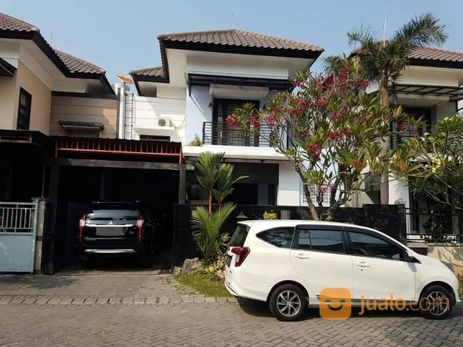 Rumah Prambanan Kamadeva Residence Bangunan STRATEGIS Harga MANTAAP Murah (17044643) di Kota Surabaya