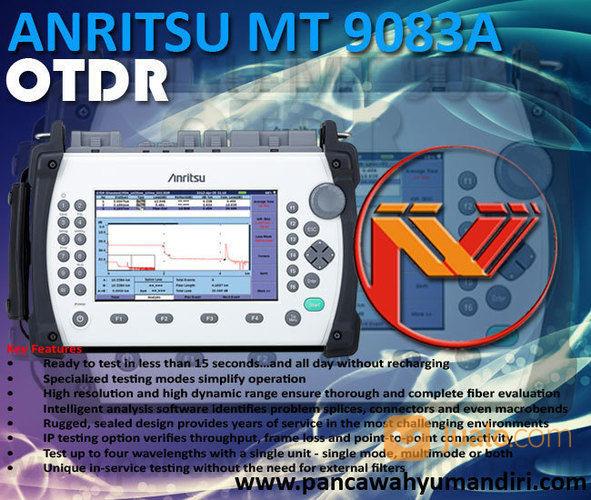 OTDR- ANRITSU MT9083A2 LOW PRICE - PT. PANCA WAHYU MANDIRI (17105379) di Kab. Bandung