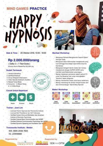 """Mind Games """"Happy Hypnosis Practice"""" (17117603) di Kota Medan"""