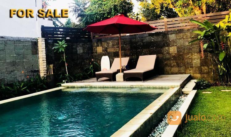 Villa 3 Bedrooms Furnish Di Bukit Kutuh Ungasan Nusa Dua Bali (17124211) di Kab. Badung