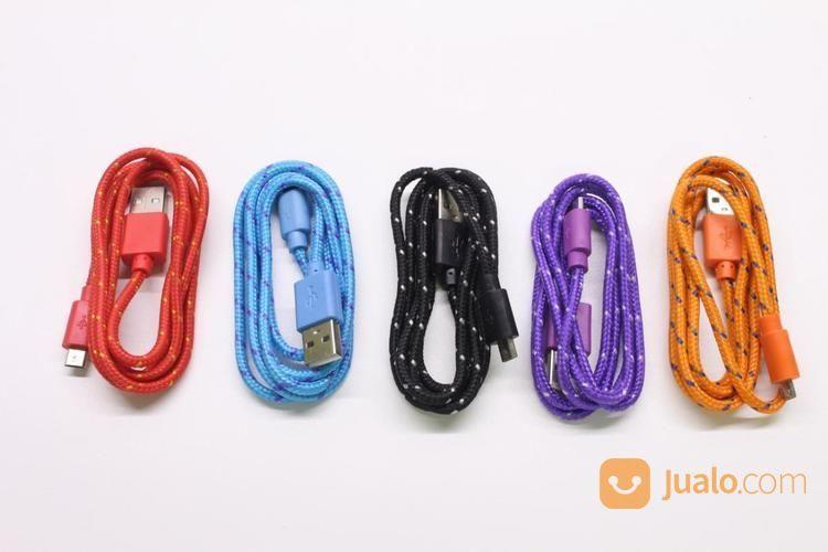 KABEL USB DT+CHG V1808 (MICRO, 100CM) (17133547) di Kota Surabaya