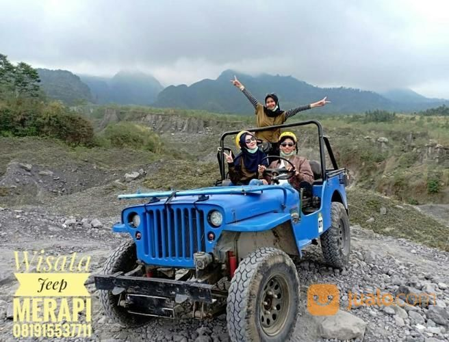Lava Tour Merapi Jogja | Wisata Jeep Berkeliling Merapi (17143415) di Kota Yogyakarta
