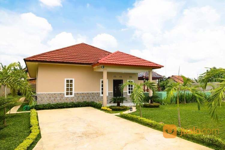 Lotus villa palembang properti hotel 17143583