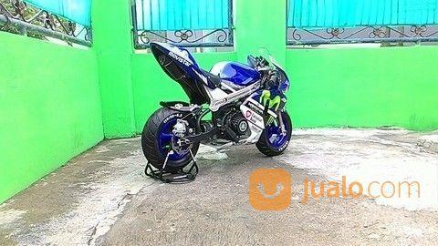 Motor Mini Gp Modif Yamaha Movistar 2016 Vr46 Jakarta Selatan Jualo