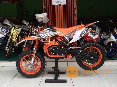 Motor Mini Trail Cross 50cc Mt4a Gazelle Bensin Mainan Anak Jakarta Selatan Jualo
