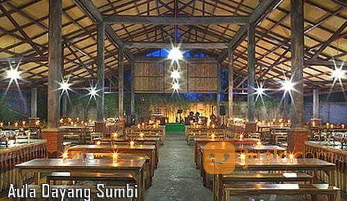 Terminal Wisata Grafika Cikole Lembang (17185647) di Kab. Bandung