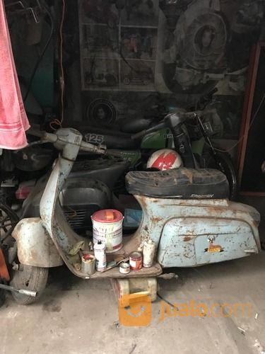 Lambretta J125 Tahun60 (17190459) di Kota Bekasi