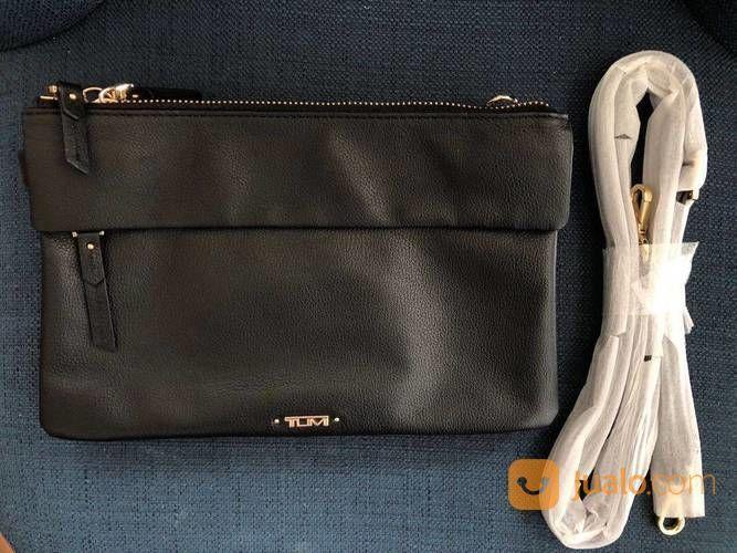 Tumi Voyageur Tristen Leather Woman Bag New (17194735) di Kota Jakarta Selatan