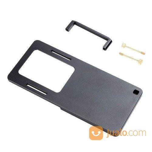 Action Camera Gopro Xiaomi SJCam Brica Adapter Switch Mount For DJI Osmo, Zhiyun, Feiyu Stablizer (17236947) di Kota Surabaya