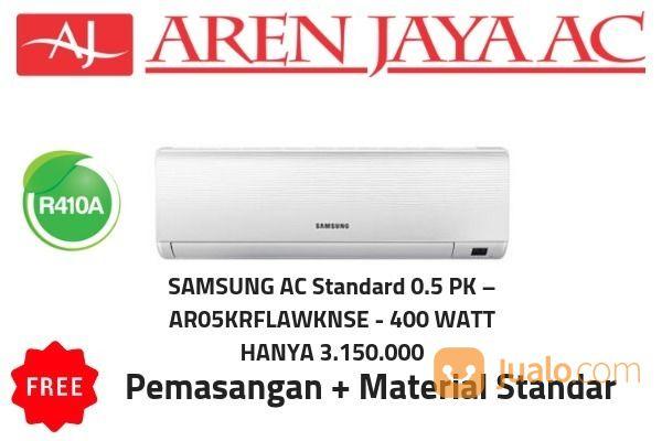 AC Samsung 0.5 PK Gratis Pemasangan (17248619) di Ungaran
